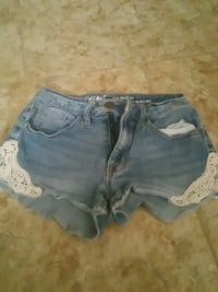 Girls shorts size 00/24 Round Rock, 78664