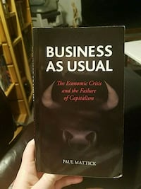 Book, 2-3 train rides of material, 2011 economic enthusiast approved