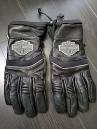 Harley Davidson leather riding gloves  London, N6A 0A8