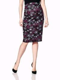 Stork and Babe maternity large skirt