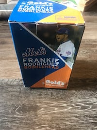 Frankie Rodriguez bobble head when he was with the New York Mets.