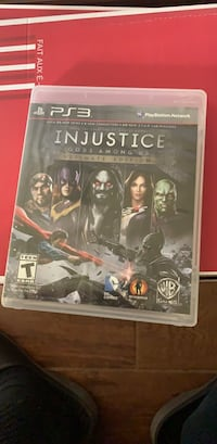 Injustice: Gods Among Us (Ultimate Edition) (PS3)