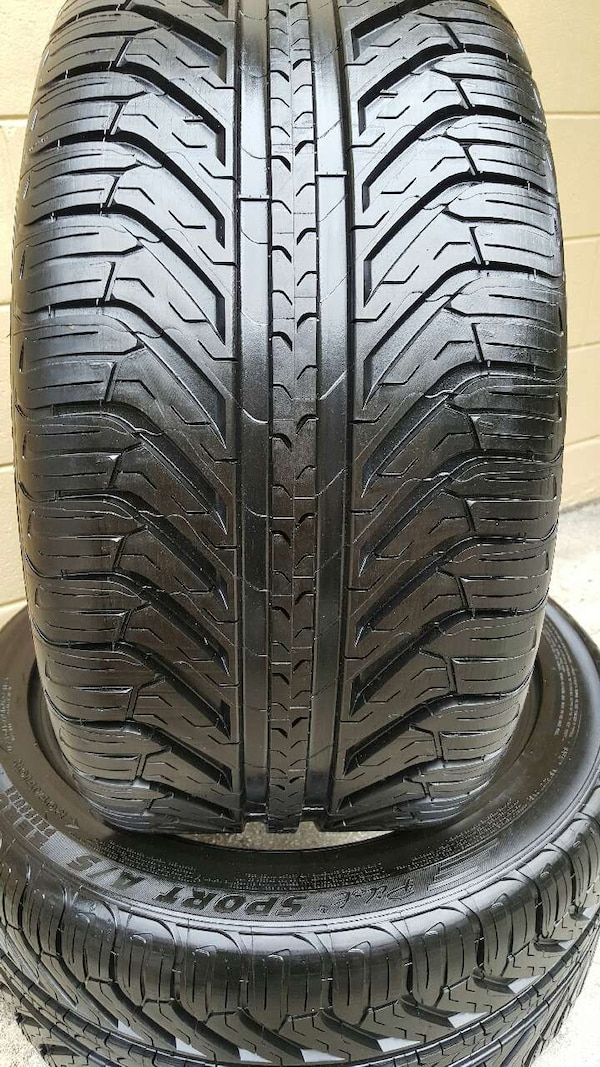 275 40 18 >> 2 Tires 275 40 18 New Tires Never Mounted