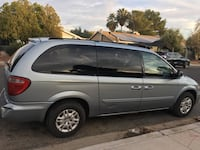 2005 Dodge Grand Caravan with stow and go seating. This can be used for a work van or a family van.  Las Vegas, 89142