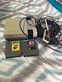 Nintendo entertainment system  Edmonton, T6H 1J5