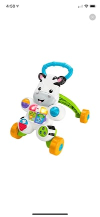 Fisher-Price Learn With Me Zebra Walker Rowland Heights, 91748