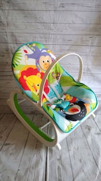 Fisher-Price Infant-To-Toddler ... Frederick