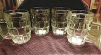 Large Vintage Beer Mugs  Oak Bluff, R0G 1N0