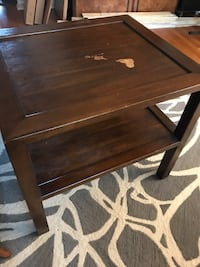 "Crate and barrel large size coffee table, 26""x28"" Wilmette, 60091"