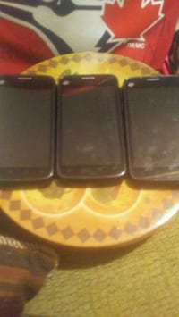 3 ZTE phones Oshawa, L1H 2J8