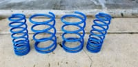 Civic Lowering Springs 2001 Killeen, 76542
