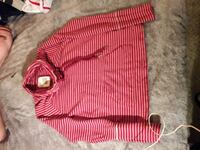 Red and white striped women's Old Navy cowl neck pullover Claymont, 19703