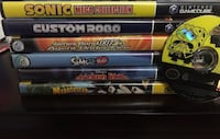 7 game cube games for only $40 for all.     or $10 to $15 each Edmonton, T5W 0P8