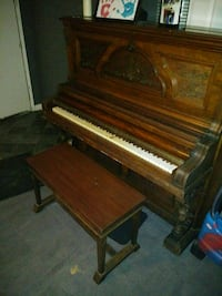 1914 old victorian piano
