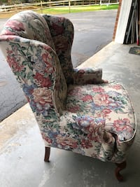 Wingback Chair and Optional Slipcover Oakton, 22124