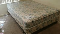 Full Size Mattress Bed Set Adelphi, 20783