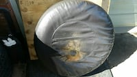 """Rear Door 16"""" Spare Tire cover  Jeep  etc... Barrie, L4N"""