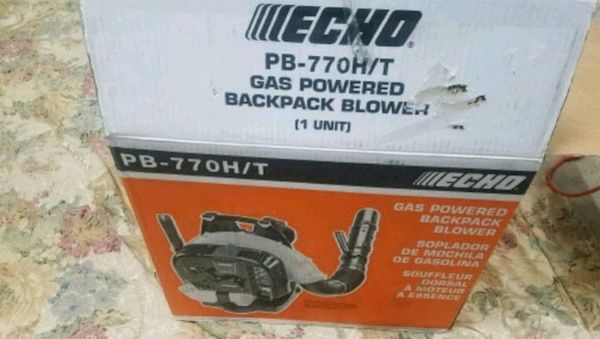 ECHO PB770H/TGAS POWERED BACKPACK BLOWER