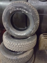 [PHONE NUMBER HIDDEN]  miles on tires