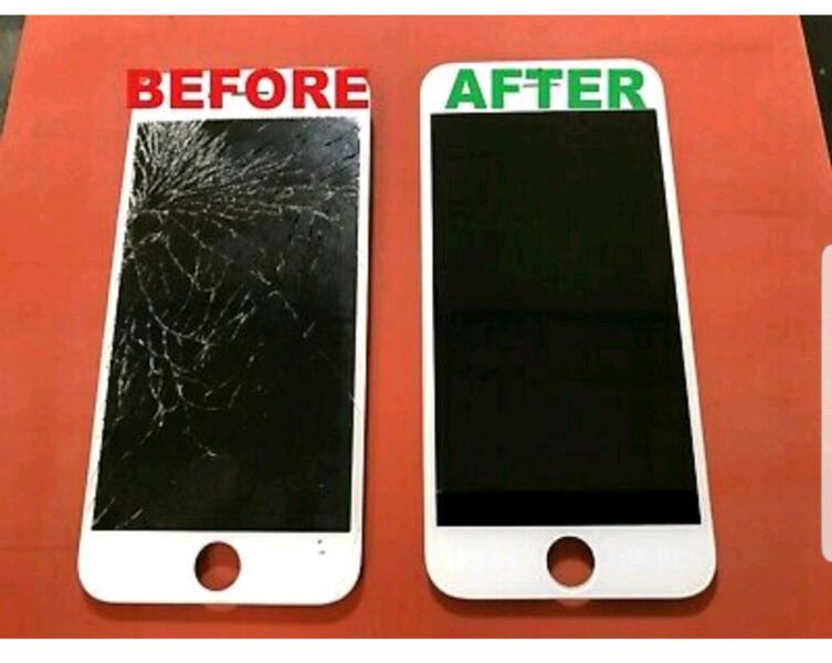 iPhone screen and battery repair f3c044b1-17ee-4d1f-acf5-6511e17a880a