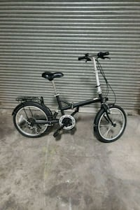 black and gray cruiser bicycle Mississauga, L4Y 2B6