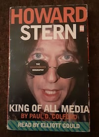 Howard Stern king of all media the unauthorized biography. Collectable Philadelphia, 19104