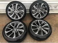 18 inch rims and tires (corolla) Oxon Hill, 20745