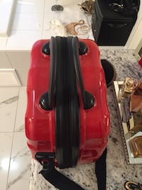red and black plastic tool box Vaughan, L4H 3W9