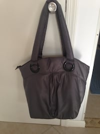 Bath and Body Works Gray Tote/Purse, never used Baltimore, 21236