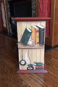 Mini Office Shelf - Hand Painted  Toronto, M9M 1G3