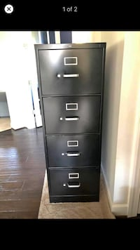 Large 4 Drawer Metal Filing Cabinet Ashburn, 20147
