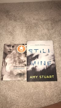 2 books, great condition  Sherwood Park, T8H