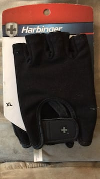 Harbinger Workout Gloves Brand New Mississauga, L5A 3S8