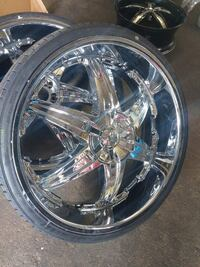 "Brand new 26"" D39. Chrome cost more 462 mi"