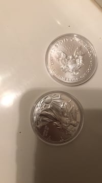 silver coins Jacksonville, 28540