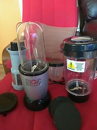 Magic Bullet all accessories Fairfax, 22033