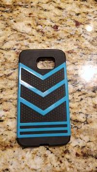 black and blue smartphone case Dallas, 30132