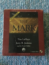 the mark audio book on cd unabridge NEW original price $39.99 Grand Rapids