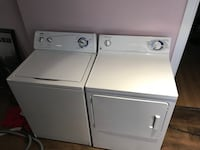 Washer and dryer.  Point Edward, N7V 1R6