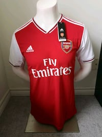 Arsenal Home 2020 Jersey  Mississauga, L5B 4M7
