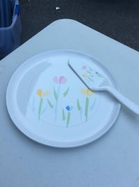 Cake or Pie Plate Courtice