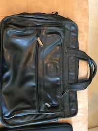 Claire chase laptop case black leather.. price is negotiable  Monroe, 10950