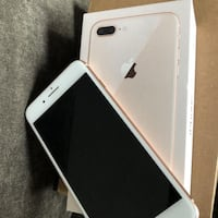 iPhone 8 Plus (Rose Gold) Vaughan