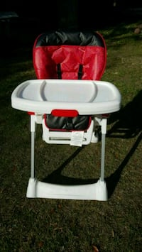 Delta foldable high chair