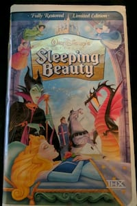 Disney Sleeping Beauty VHS #9511 Ingersoll, N5C 2E2