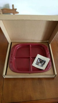 Longaberger Relish Tray 29 km