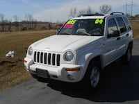 2004 JEEP LIBERTY LIMITED $1395 DOWN + T & T York