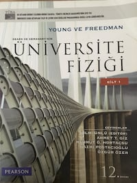 University Physics Young&Freedman Edition 12 Cilt 1
