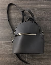 Faux Leather small backpack 39 km