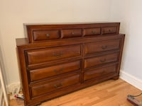 Solid Wood Dresser in Mint Condition